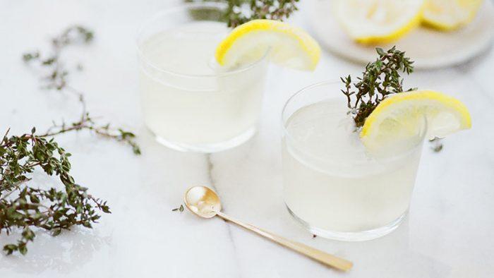 Trendgetränk 2017 - Bowle, Cocktail und Limonade