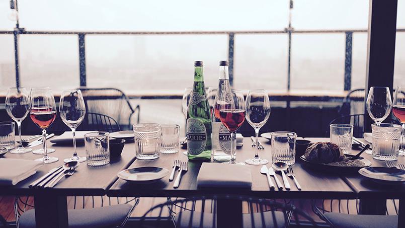 Club und Restaurant kombinieren