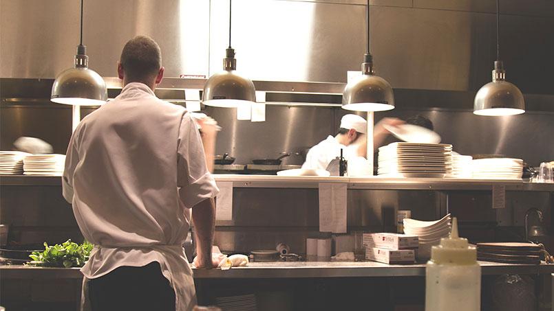Flammschutzfilter für Ihre Gastronomie