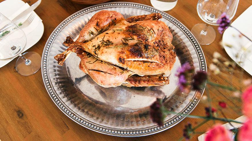 Gänsezeit im Herbst - Tipps zur richtigen Zubereitung