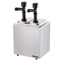 Bartscher Pumpstation mit 2 Pumpen 2x3,3 Liter
