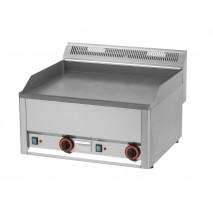 Grillplatte 660 glatt-gerillt, Elektro