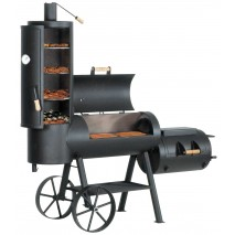 "Rumo 24"" Joe´s CHUCKWAGON Catering - Barbecue Grill  1"