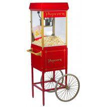 Wagen für PopCorn - Maschine Fun  -  Im Lieferumfang ist nur der Wagen enthalten, jedoch nicht die PopCorn Maschine Fun!