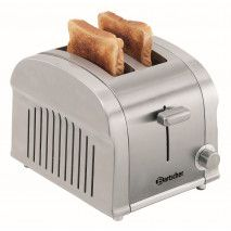 Bartscher Toaster für 2 Scheiben