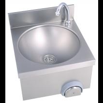 Handwaschbecken eckige Form BxT 50x50cm, zeitgesteuert