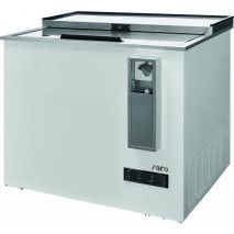 Saro Flaschenkühltruhe mit Umluftventilator 280 Liter