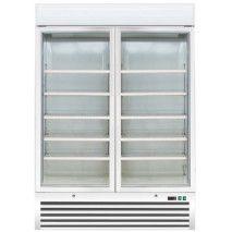 Saro Tiefkühlschrank Glastür Umluftkühlung 1000