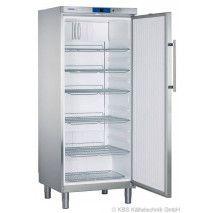 Liebherr Kühlschrank GKv 6460 - Edelstahl -  Umluft - 663 L - GN2/1