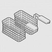 Korb, 10,5x26,5x10,5 cm, 2 Stk.