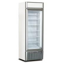 KBS Tiefkühlschrank 400 GDU - Glastür & Umluft - 400 L