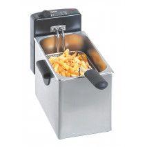 Bartscher Elektro-Fritteuse 4 Liter, ECO