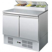 Pizzakühltisch 260  Belegestation