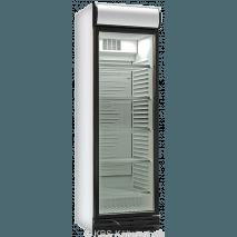 KBS Kühlschrank 375 GDU - Glastür - Umluft - 381 L