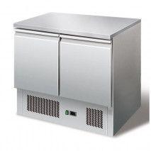 Kühltisch mit 2 Türen