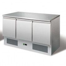 Kühltisch mit 3 Türen