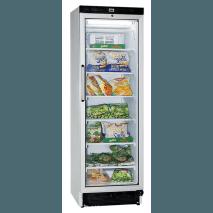 KBS Tiefkühlschrank 370 G - Glastür - 300 L