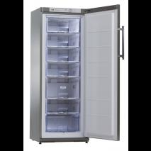 KBS Energiespar-Tiefkühlschrank TK 311 silver, mit stiller Kühlung, 9190331