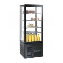GGG Aufsatzgetränkekühler, schwarz, 98 Liter