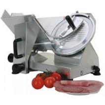 GGG Aufschnittmaschine 25 cm Messer Schraegschneider