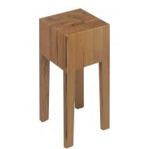 GGG Hackblock 400x400 aus Holz 200mm Hoch