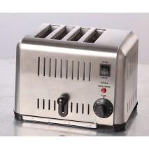 GGG Toaster fuer 4 Toastscheiben PRO