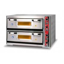 GMG Pizzaofen Classic (Temperaturanzeige), 12 Pizzen, 30 cm Durchmesser