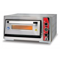 GMG Pizzaofen Classic (Temperaturanzeige), 6 Pizzen, 30 cm Durchmesser