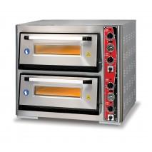 GMG Pizzaofen Classic (Temperaturanzeige), 8 Pizzen, 34cm Durchmesser