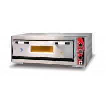 GMG Pizzaofen Classic (Temperaturanzeige), 9 Pizzen, 30cm Durchmesser