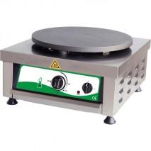 GastroStore Elektro Crepiere 40cm beschichtete Gussplatte