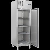 GastroStore - Tiefkühlschrank - 700 L Profi - Umluftkühlung - GN 2/1