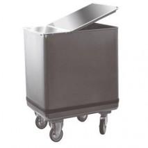 GastroStore Mehlwagen 115 Liter