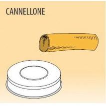 GastroStore Nudelform Cannellone per ripieno, fuer Nudelmaschine MPF-2,5 und MPF-4