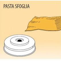 GastroStore Nudelform Pasta sfoglia, fuer Nudelmaschine MPF-2,5 und MPF-4