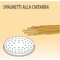 GastroStore Nudelform Spaghetti alla chiatarra, fuer Nudelmaschine MPF-1,5