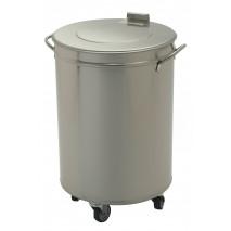 GGG Abfalleimer 95 Liter, Ø450x685 mm