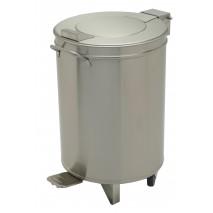 GGG GGG Abfalleimer 50 Liter, Ø380x605 mm