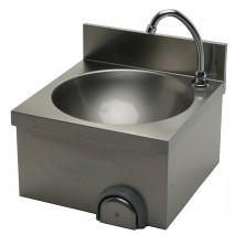 GGG GGG Handwaschbecken 400x400x235 mm, Edelstahl