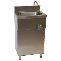 GGG Handwaschbecken mit Unterschrank, 500x400x850mm