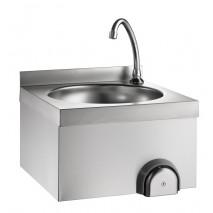 GGG Handwaschbecken mit Kniebedienung 400 x 400 x 235mm