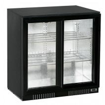 KBS Bar Kuehlschrank Umluftkuehlung 200 Liter
