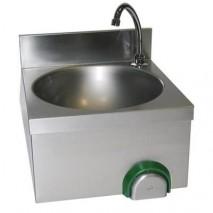 Handwaschbecken, eckige Form
