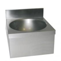 KBS Handwaschbecken Pro 400x400 ohne Mischbatterie