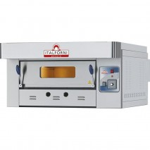 Pizzaofen Italforni Premium 6 G, 6 Pizzen, 30 cm Durchmesser