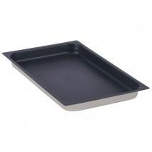 Paderno Gastronorm-Einschubblech, Aluminium, Antihaftbeschichtung, GN 1-1 (65 mm)