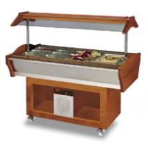 GGG Gastro Buffet Salatbar, 1550x900x850-1350 mm, 507 W, 220 V