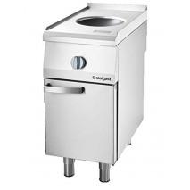 Stalgast Wok-Induktionsherd Serie 700 ND - 1-Kochstelle 5 kW