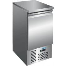 Saro Saro - Kuehltisch VIVIA S 401 - 1 Tuer - Edelstahl - energiesparend