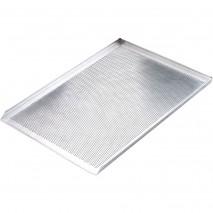 Stalgast Aluminium Backblech, gelocht Staerke 1,5 mm, 600x400 mm